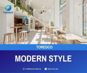 Phong cách hiện đại