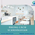 Phong cách Scandinavian